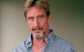 John McAfee's Bitfi gets hacked again, but it's unlikely he'll pay up
