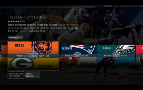 Amazon Fire TV software update rolls out ahead of device refresh