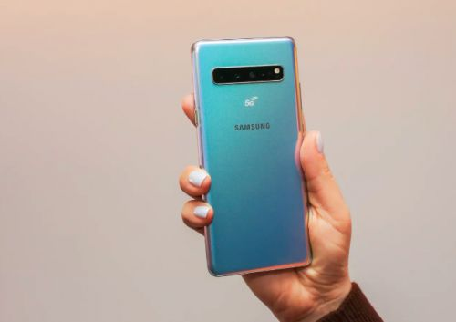 Samsung Galaxy S10 5G reach 1 million sales mark in South Korea alone