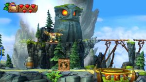 Donkey Kong Country: Tropical Freeze barrel rolls onto the Nintendo Switch