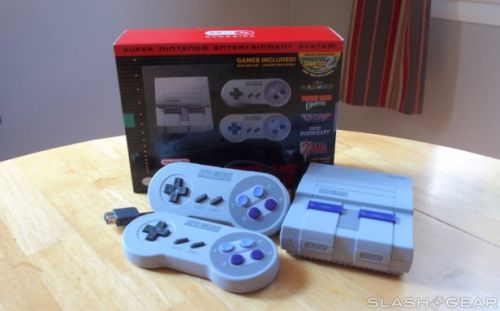 The SNES Classic Edition is here and I'm already in love