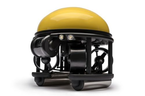 O-Robotix spruces up its SeaDrone underwater robo-craft