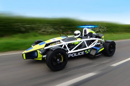 The coolest police cars from around the world