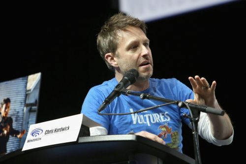 AMC is pulling Chris Hardwick's talk show after abuse allegations