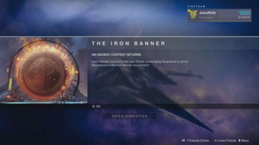 Destiny 2: Forsaken Iron Banner Is Live With These Curated Weapons, Armor