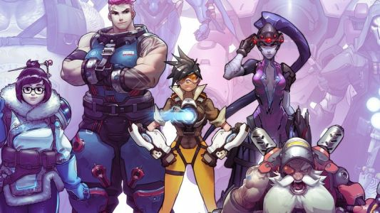 Overwatch Anniversary event brings new skins and challenges