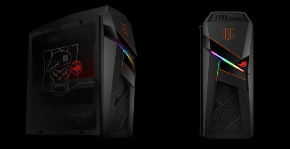 ASUS gears up with Call of Duty: Black Ops 4 special edition hardware