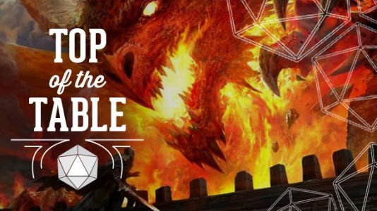 Top Of The Table - The Best Dungeons & Dragons Games