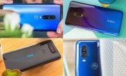 The new phones of the week