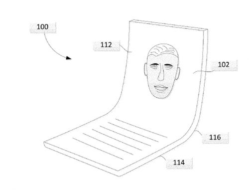 Google Patents Foldable Smartphone Which Folds In Multiple Ways