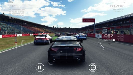 The best driving games on iOS