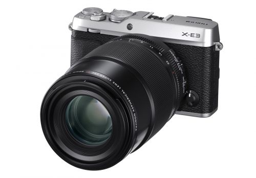 Fujifilm's X-E3 overhauled with 4K video and a touchscreen