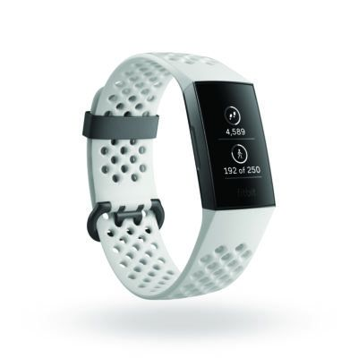 Fitbit Charge 3 Debuts With Connected GPS, Water Resistance & More