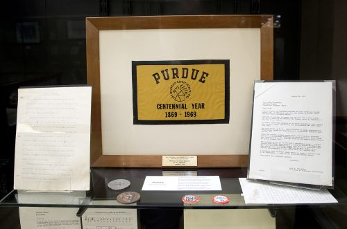 'Apollo in the Archives' Exhibit Offers Look at Neil Armstrong Papers