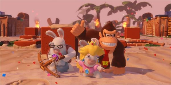 New Details on Donkey Kong DLC For Mario + Rabbids: Kingdom Battle