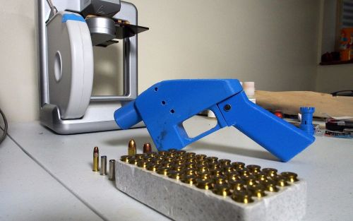 Senators want Facebook, Google to block access to 3D printed gun files