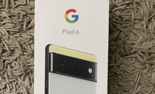 Pixel 6 Box Leaked, Will Not Have Traditional Charger