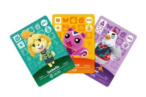 Nintendo's Animal Crossing amiibo cards will be back in stores this November
