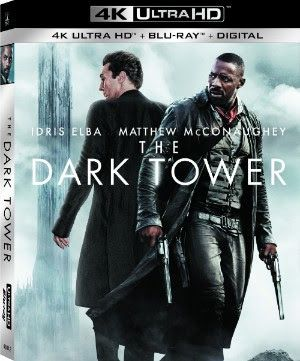 'The Dark Tower' 4K, Blu-ray, DVD and Digital Release Dates and Details