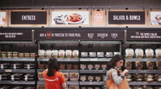 Amazon's high-tech automated grocery store of the future is also super creepy
