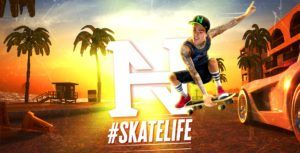 'Nyjah Huston: Skatelife' mobile game now available on Android and iOS