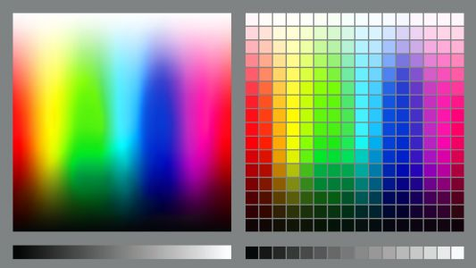 How to manage colours in Photoshop