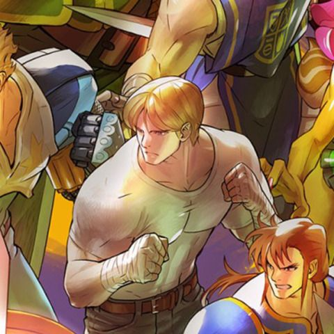Every Game In Capcom's Beat-Em Up Bundle Gameplay
