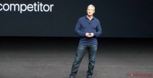 Tim Cook falls to 96th spot on the top CEOs to work for list