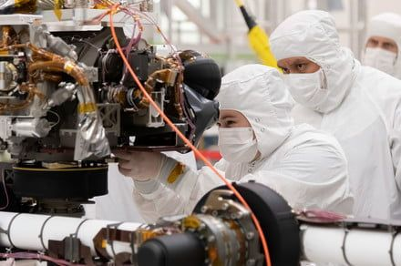 Mars 2020 rover enters its final year of engineering before launch