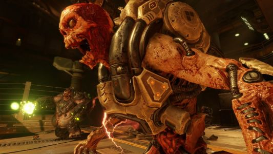 Doom On Stadia's Input Lag Is Noticeable But Not Ruinous
