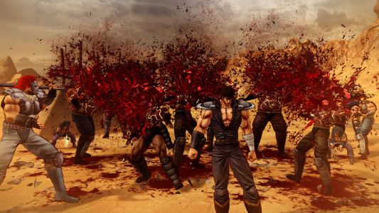 Fist Of The North Star: Lost Paradise Might Be The Next Great Superhero Game