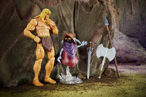 MASTERS OF THE UNIVERSE: REVELATION Part 2 Gets a Release Date as Mattel Reveals New Savage He-Man Figure