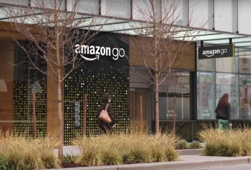Amazon's Just Walk Out tech rolling out to Hudson airport stores