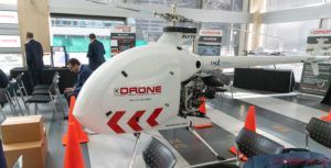 Drone Delivery Canada shows new Condor drone, shares building plans