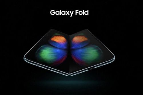 Are these official Samsung Galaxy Fold renders that have leaked online?