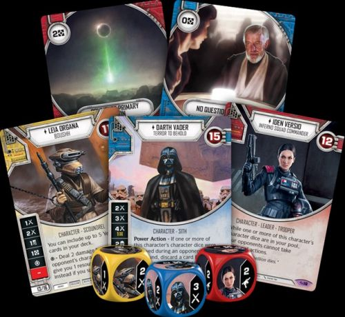 Across The Galaxy Expansion For Star Wars: Destiny Now Available