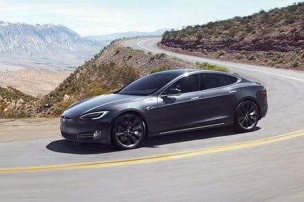 Insiders claim the Tesla Model S nearly became the long-rumored Apple car