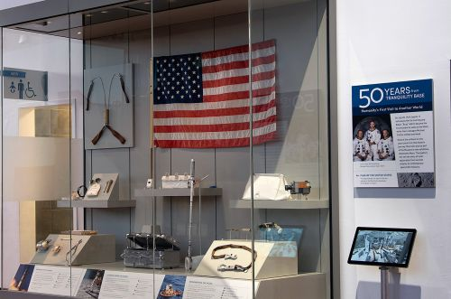 Smithsonian Debuts Apollo 11 '50 Years from Tranquility Base' Exhibit
