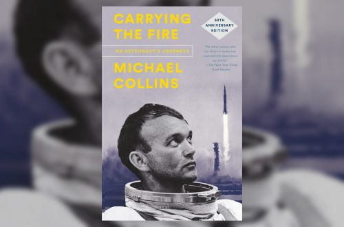 50 Years Later, Apollo 11 Astronaut Michael Collins is Still 'Carrying the Fire'