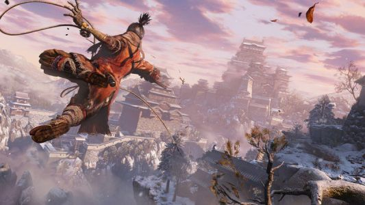 Sekiro: Shadows Die Twice is even harder than Dark Souls