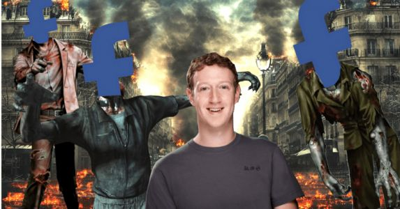 Facebook will carry a health warning within five years
