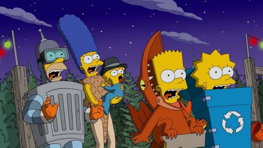 """THE SIMPSONS 2019 """"Treehouse Of Horror"""" Will Be Episode 666"""