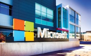Microsoft are looking at opening a London flagship store at Oxford Circus