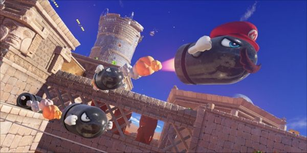 Super Mario Odyssey Isn't As Big As You Think
