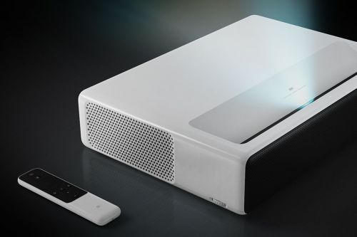 Xiaomi made a 150-inch $2,000 projector that's available exclusively at Walmart