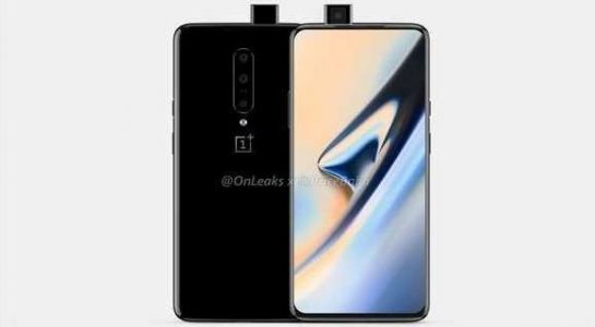 OnePlus 7 Pro To Come With 2K Curved Screen and Pop-Up Camera