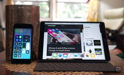 Apple iOS 11 review: A big deal for iPads, but not iPhones