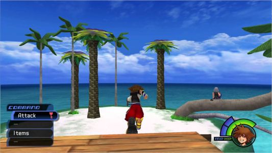 Man Gets To Level 100 On Destiny Islands In KINGDOM HEARTS