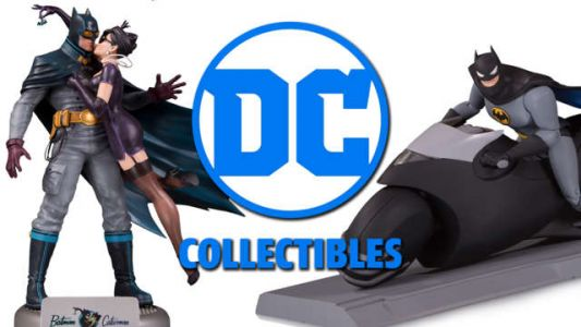 Comic-Con 2018: DC Collectibles Reveals Toys From Batman, Justice League, And More