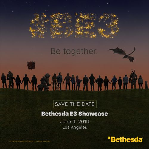 Bethesda Gives the First Details of Its E3 2019 Showcase